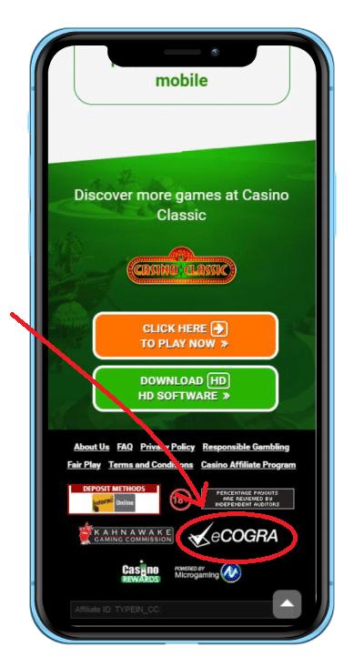 Is Casino Classic Fake Legit Or A Scam Casino Scam Detector